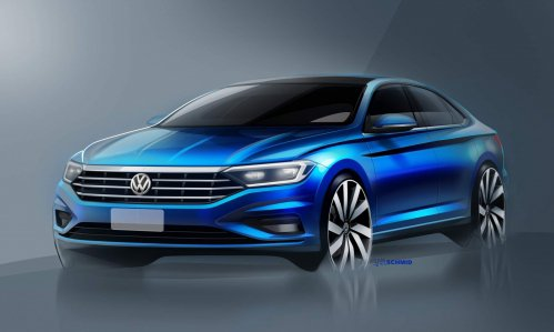 2019-VW-Jetta-official-sketches-1
