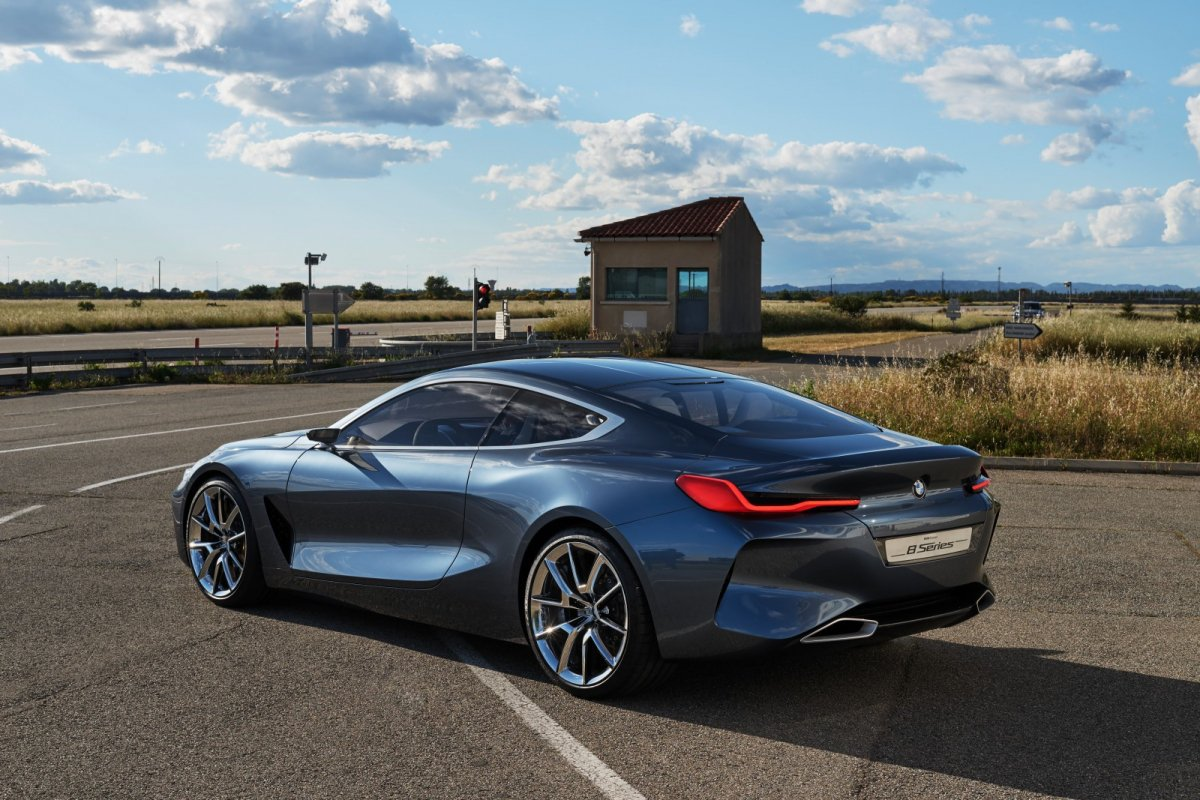 We Imagine The 2019 BMW 8 Series Gran Coupé And 2019 BMW