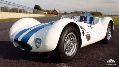 Maserati Tipo 61 Bird Cage