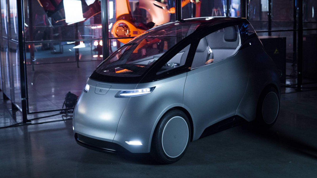 Uniti One Is A Swedish Made Ev That Comes With Free Five