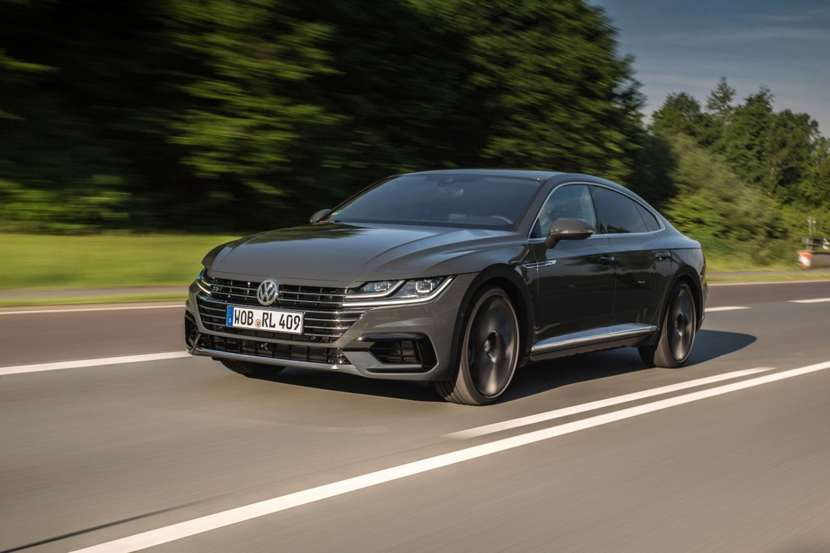 Vw Reportedly Readying 400 Hp Arteon R