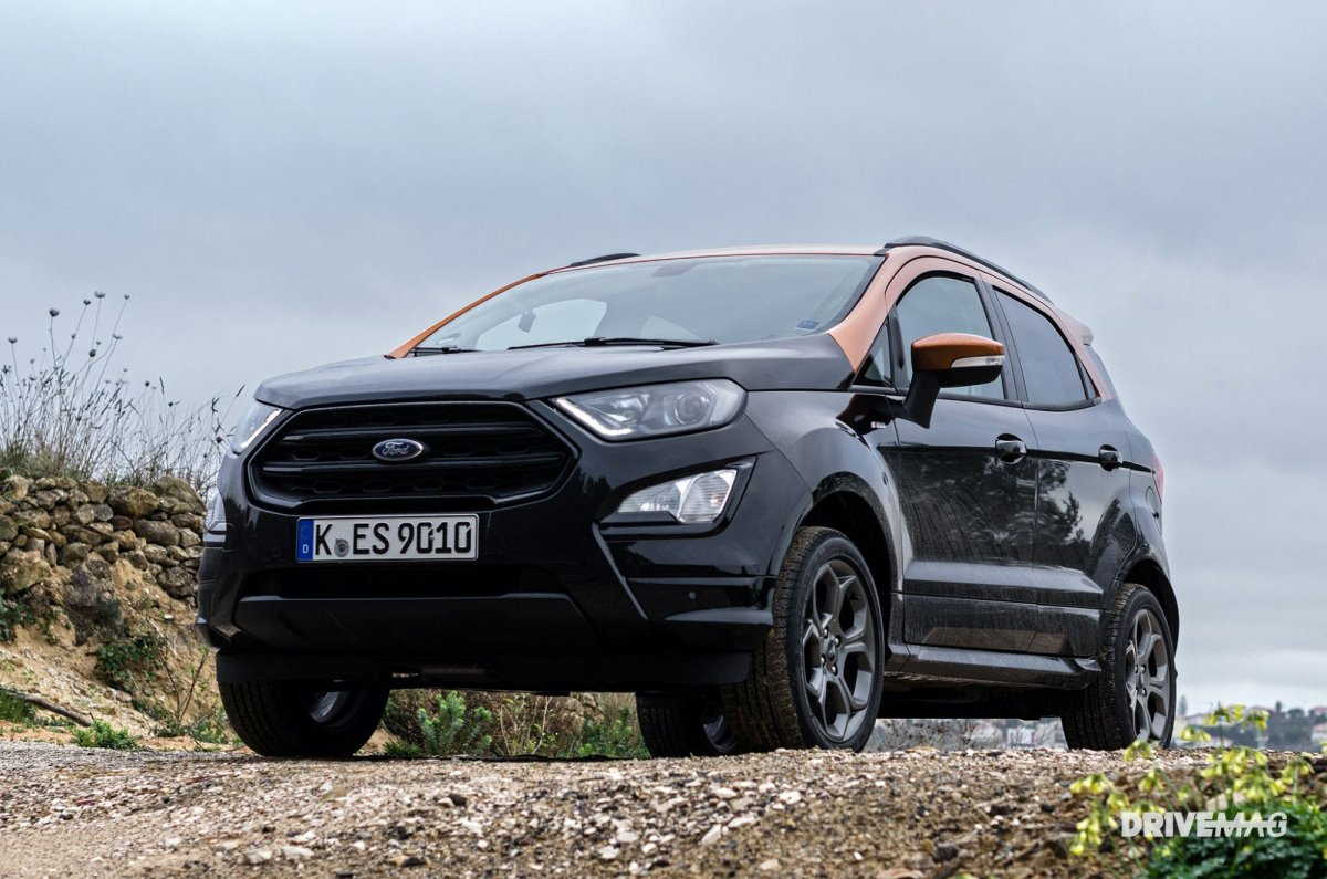 2018 ford ecosport 140 st line review pimp my pokemon