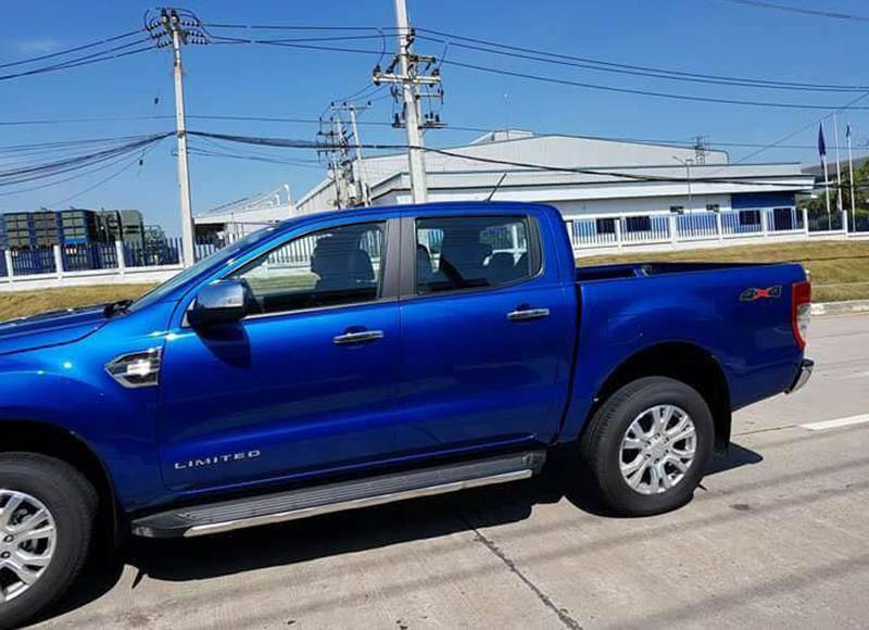 All New 2019 Ford Ranger Shows Up In Thailand Without Camouflage Looks Familiar