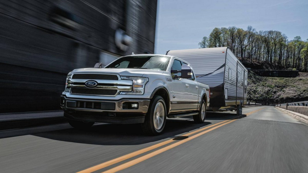 Ford F 150 3.0 Diesel >> 2019 Ford F-150 Power Stroke Diesel: record torque and mpg. But would...