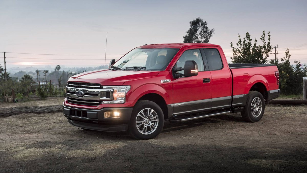 2019 Ford F-150 Power Stroke Diesel: record torque and mpg. But would...