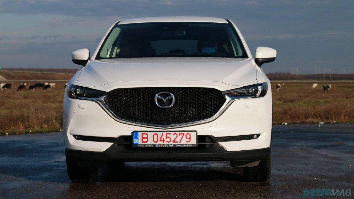 Mazda CX-5 review 01