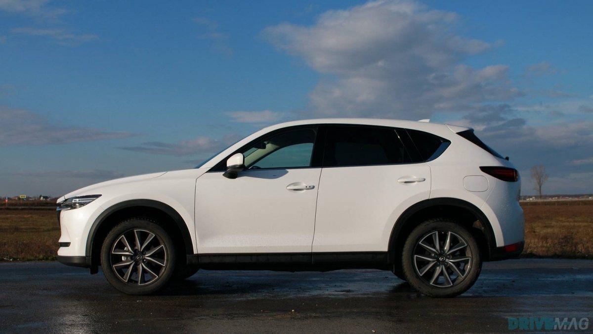 Cx 5 Colors >> Mazda CX-5 2.5 AWD review: that premium feeling