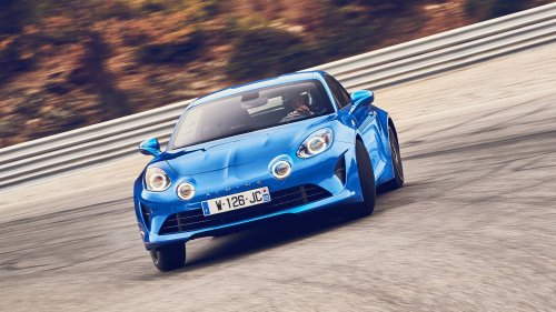 alpine a110 video review