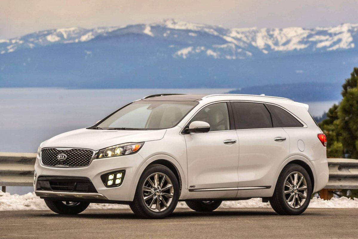 2016 Kia Soo Sxl 3 Top 10 Three Row Midsize Suvs For 2018 That Are Best Families