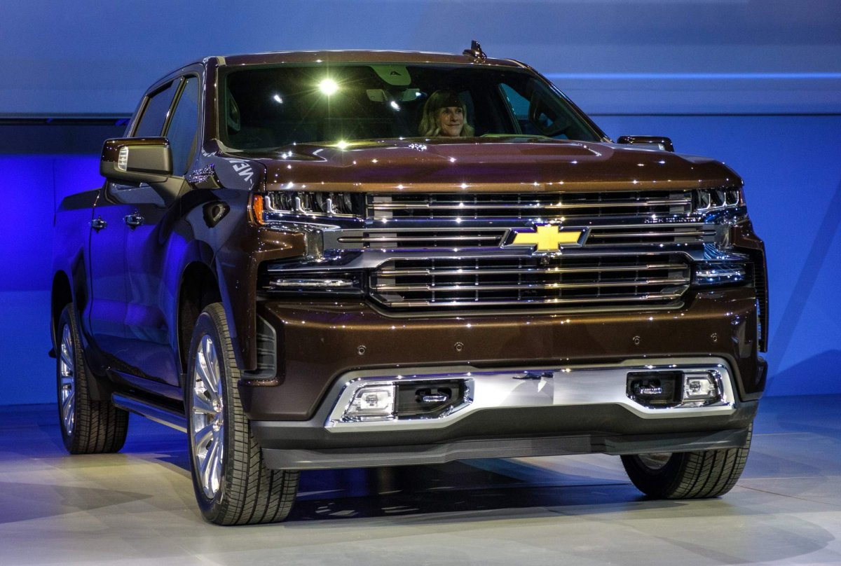 Chevrolet unveils all-new 2019 Silverado 1500 in Detroit