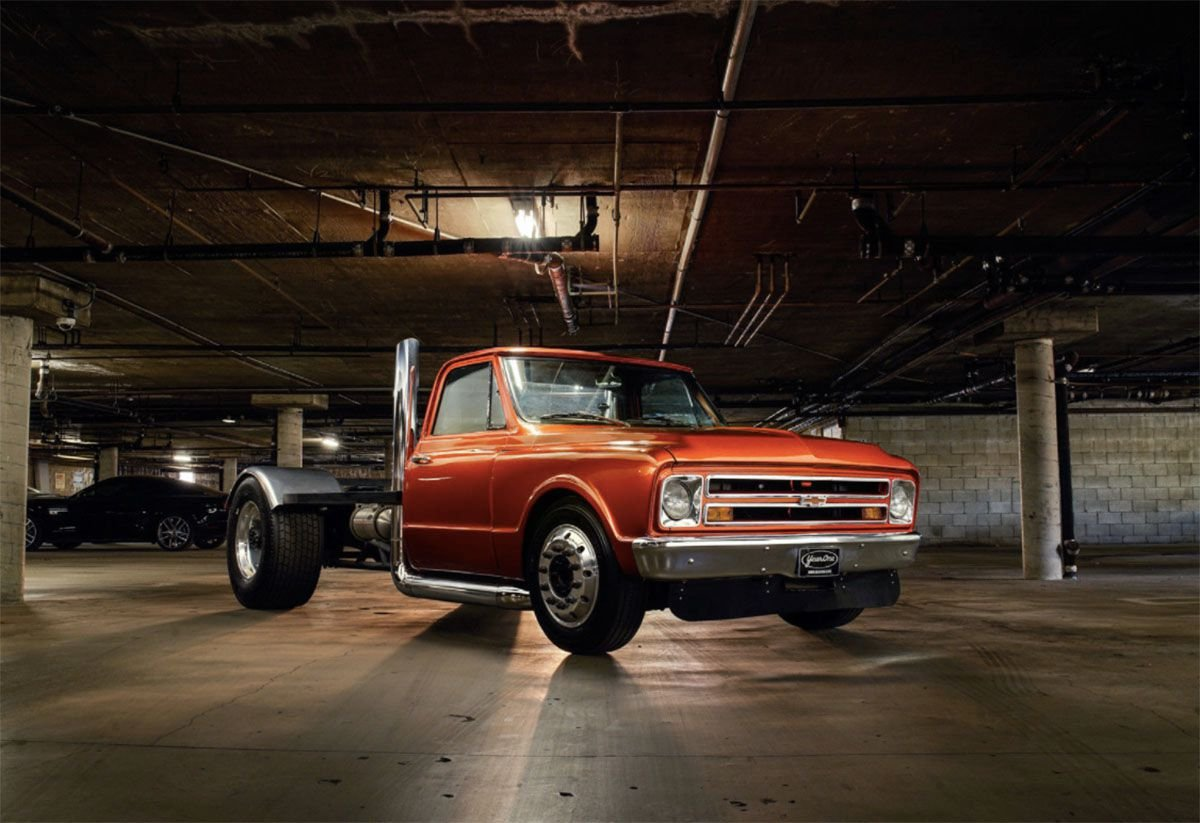 Fast Cars That Start With J >> Custom 1967 Chevy truck from Fast and Furious is up for sale