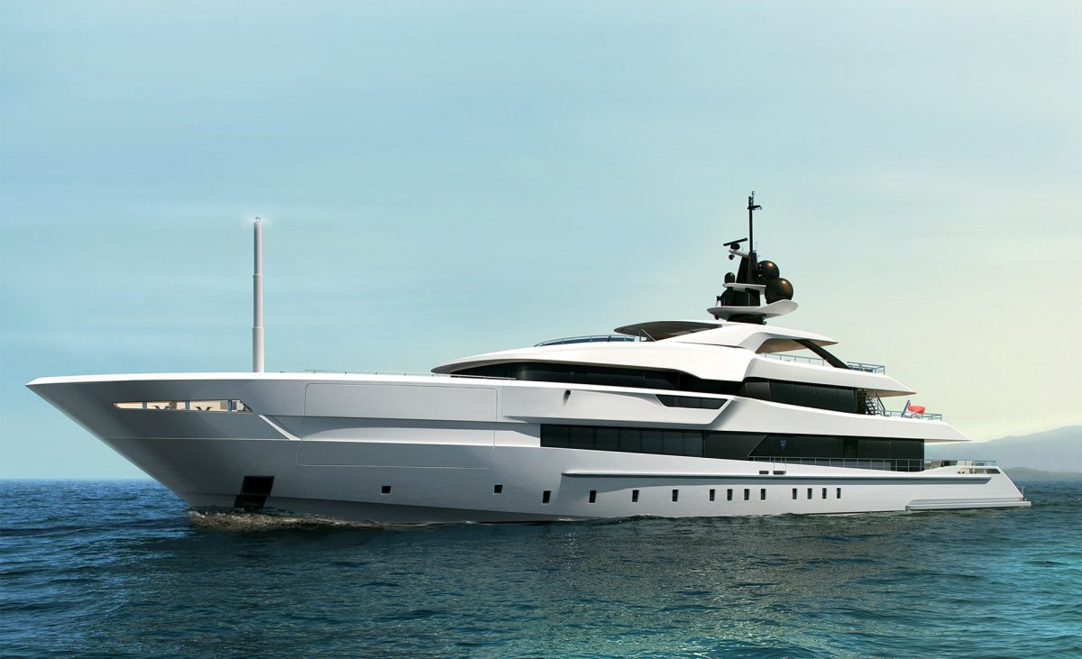 omega architects reveal the 60m superyacht concept
