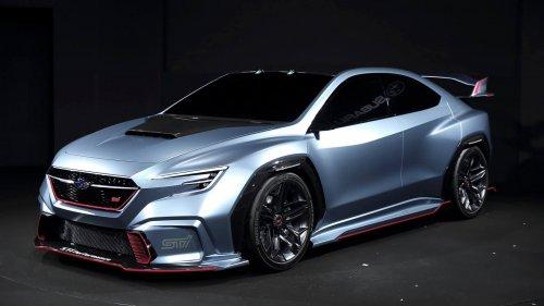 subaru viziv performance sti concept tokyo 2018 11