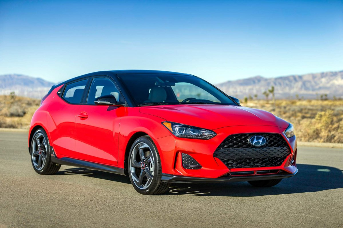 2019-Hyundai-Veloster-Turbo-43 & All-new 2019 Hyundai Veloster debuts in Detroit adds hot N variant