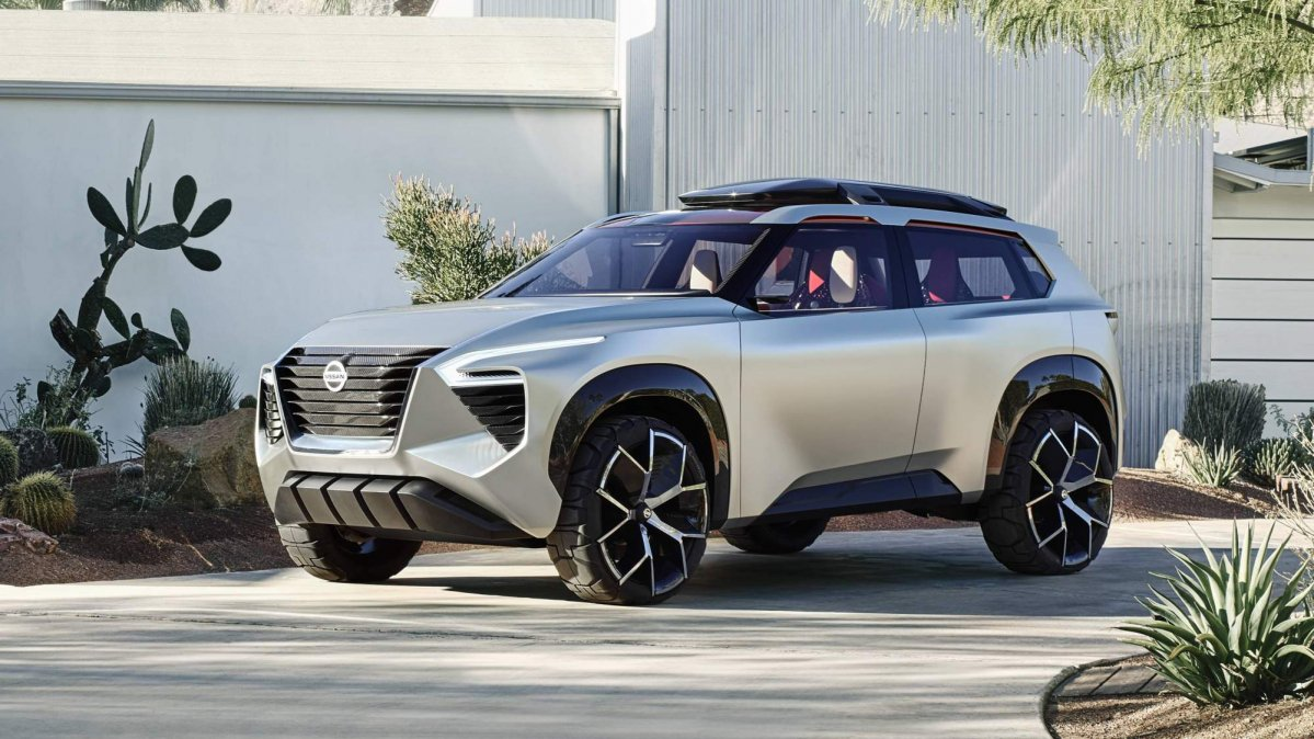 Nissan Xmotion Concept Previews New Design Direction For