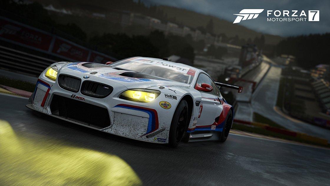 Forza Motorsport 7 Bmw M6 Gtlm
