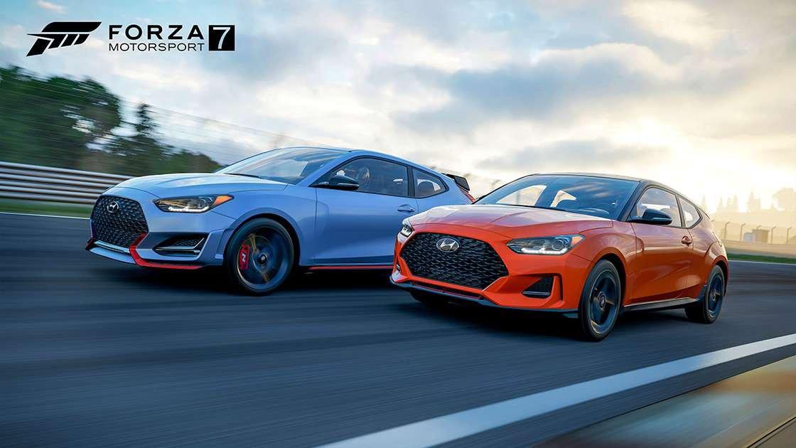 ... Forza Motorsport 7 Hyundai Veloster ...