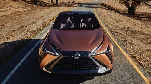 lexus lf-1 limited concept detroit 2018 front