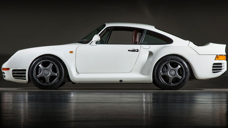 Video proves (again) why the Porsche 959 is a masterpiece