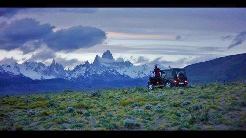 Mercedes-Benz Patagonia 2