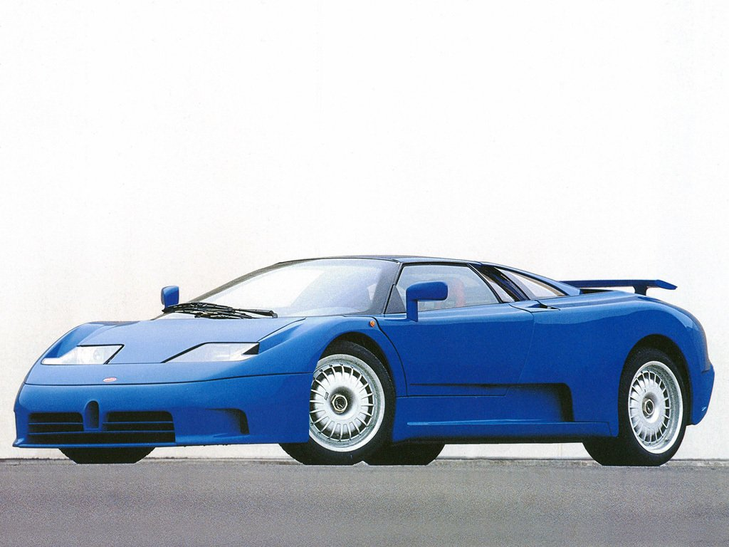 This Video Will Instantly Make You A Bugatti Eb110 Expert