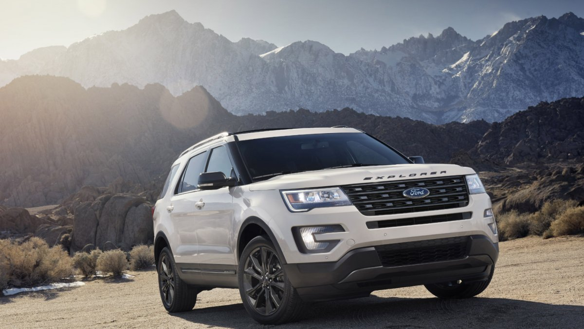 Report says 2020 Ford Explorer will be RWD, steel-bodied