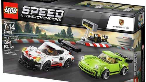lego speed champions porsche 911