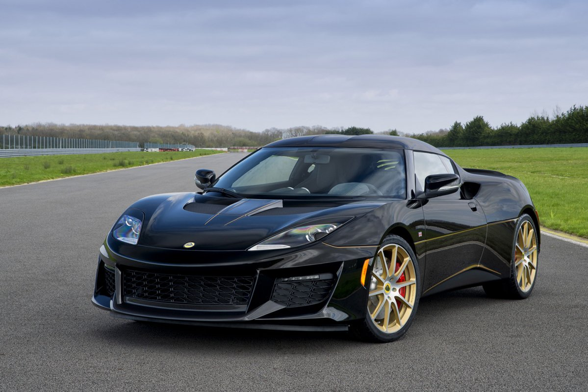 Lotus SUV Here In Preceded By Two New Sports Cars Due In - New sports cars