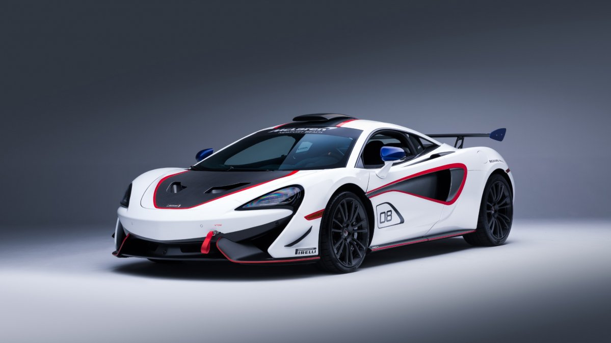 Crown Jewels Mclaren Mso Churns Out 10 Unique Race Style