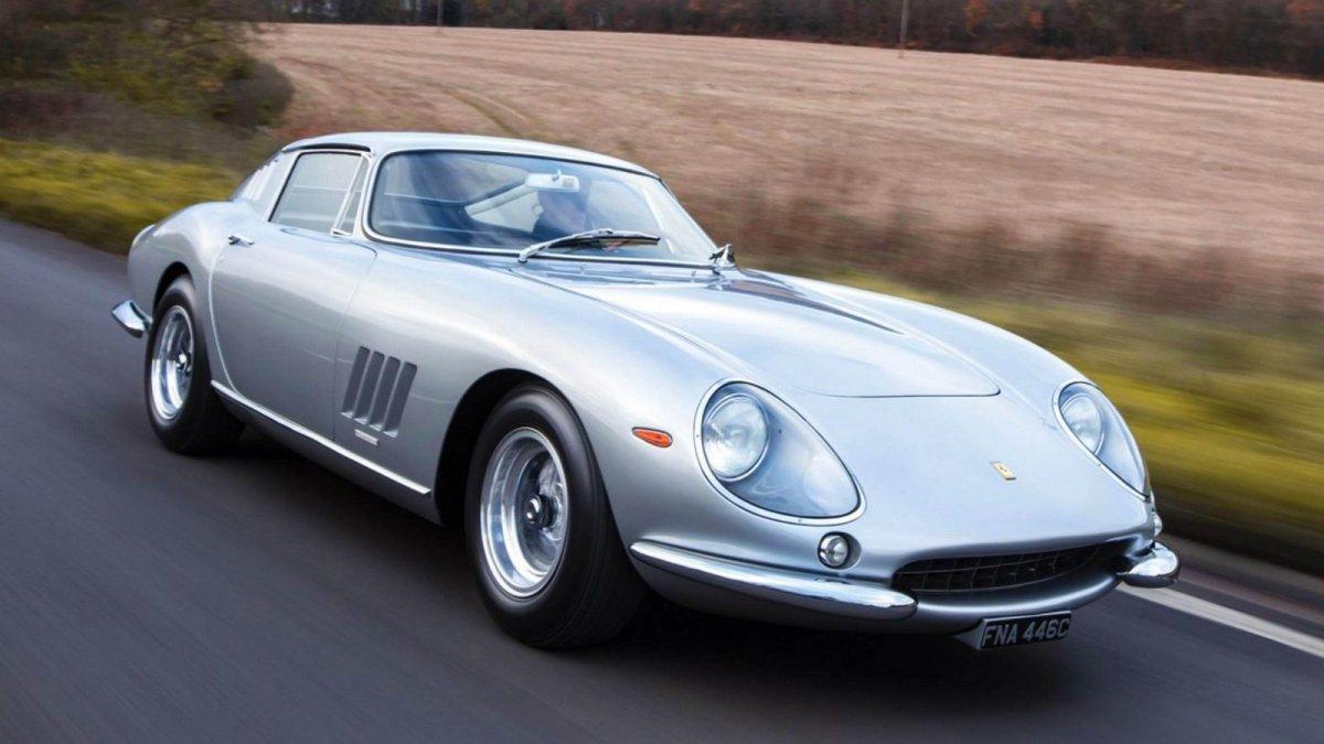 ... 1965 Ferrari 275 GTB Alloy By Scaglietti   Scott Pattenden ...