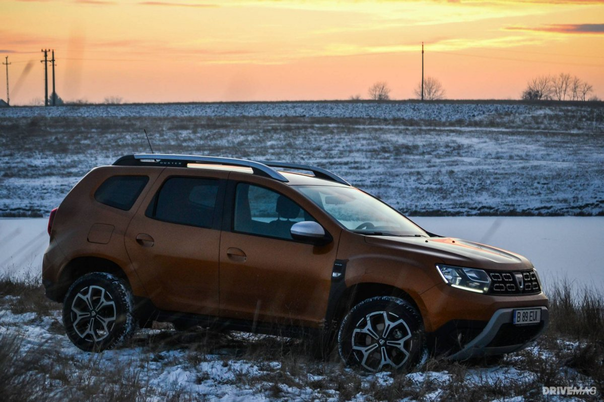 2018 dacia duster dci 110 4x4 prestige review smarter. Black Bedroom Furniture Sets. Home Design Ideas