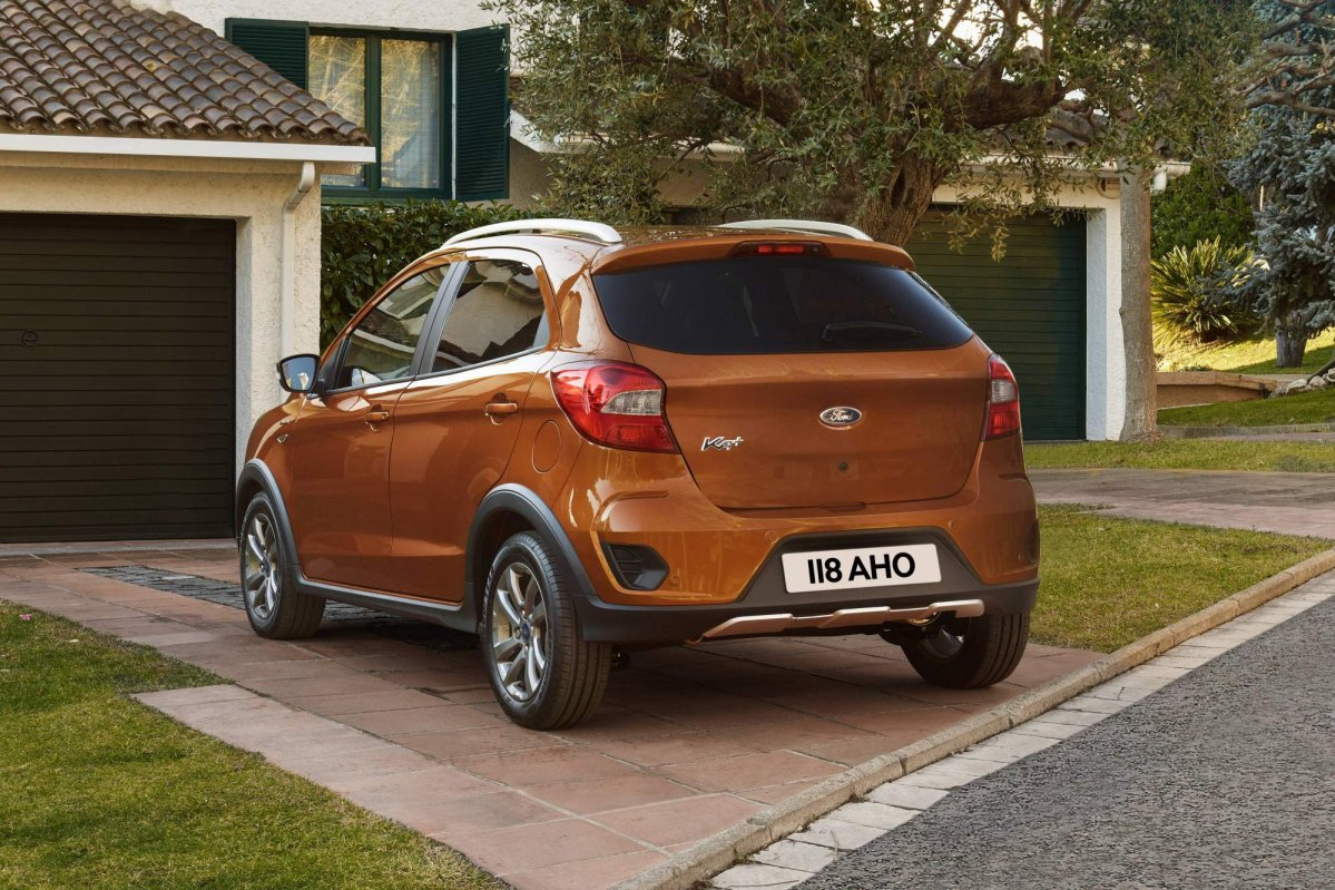 ford facelifts 2018 ka lineup adds active high riding variant. Black Bedroom Furniture Sets. Home Design Ideas