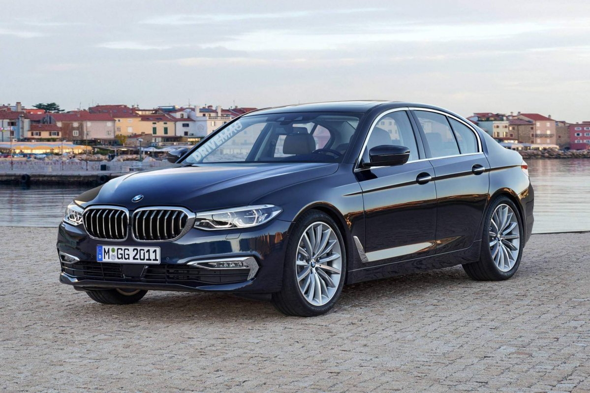 Take An Early Digital Look At The Nextgeneration BMW - All bmws