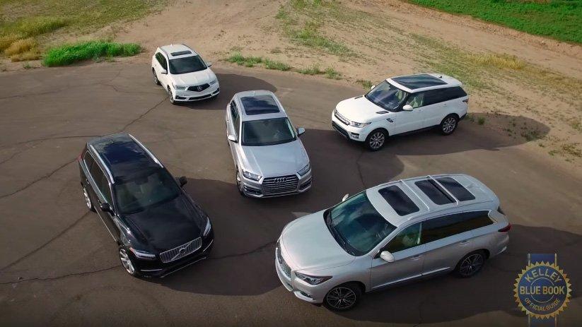 KBB Announces Its 12 Best Family Cars Of 2018; Kbb Suv Minivan Family ...