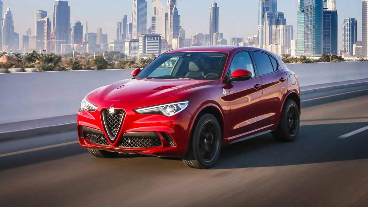 2018 Alfa Romeo Stelvio Quadrifoglio Priced From 79 995