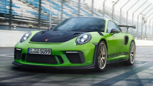 2018 Porsche 911 GT3 RS new