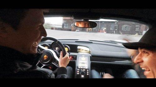 Baby Driver 918 Spyder
