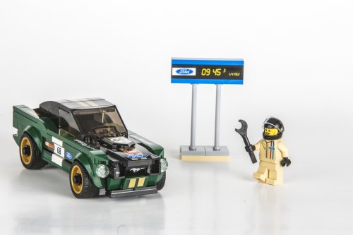 Lego Mustang Speed Champions 1