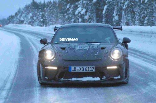 Porsche 911 GT3 RS Facelift (1)