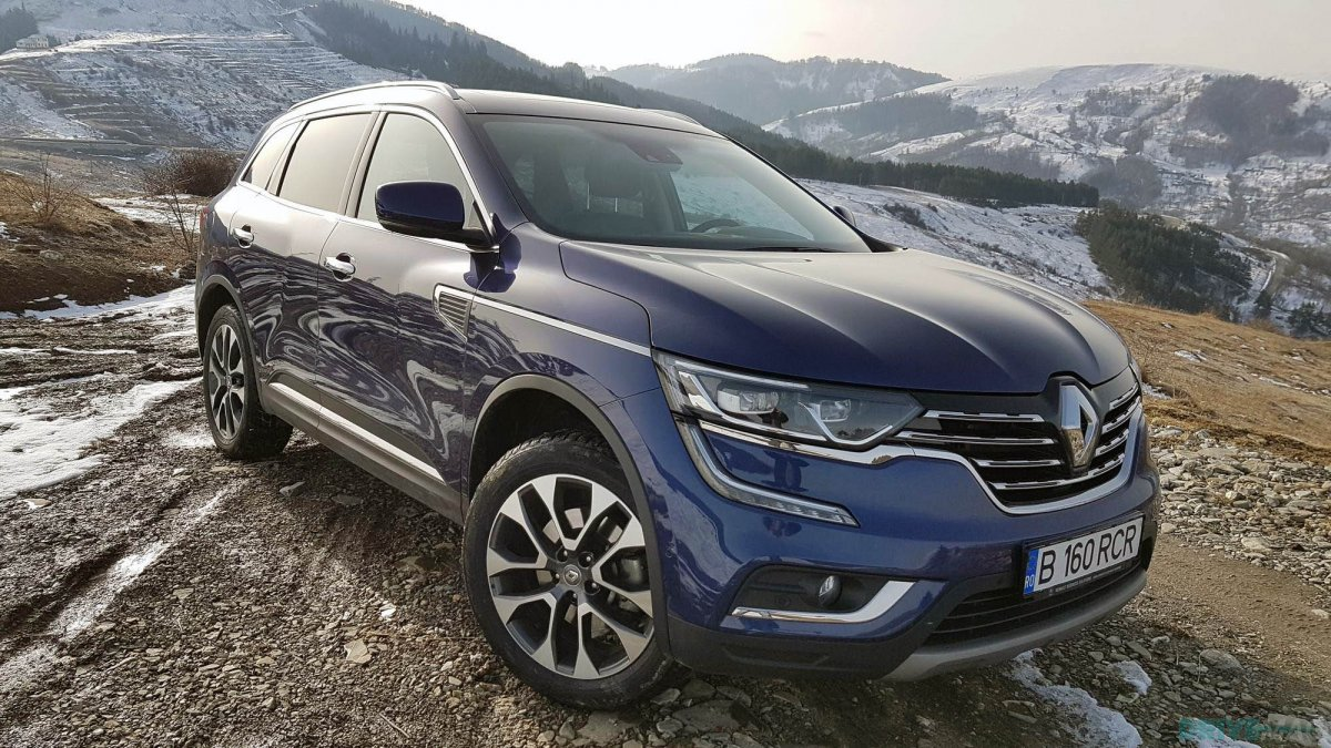 2018 renault koleos review a frenchman in tokyo. Black Bedroom Furniture Sets. Home Design Ideas