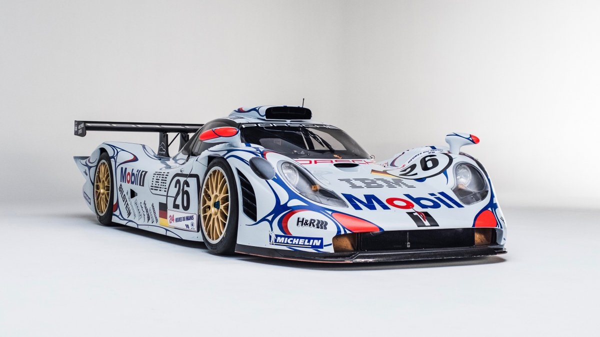 Here are Porsche\'s 5 most iconic race cars, according to Porsche