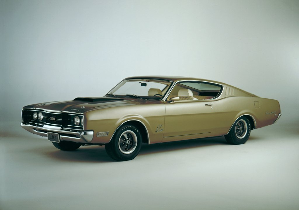 Forgotten muscle car: meet the stunning 1969 Mercury Cyclone CJ