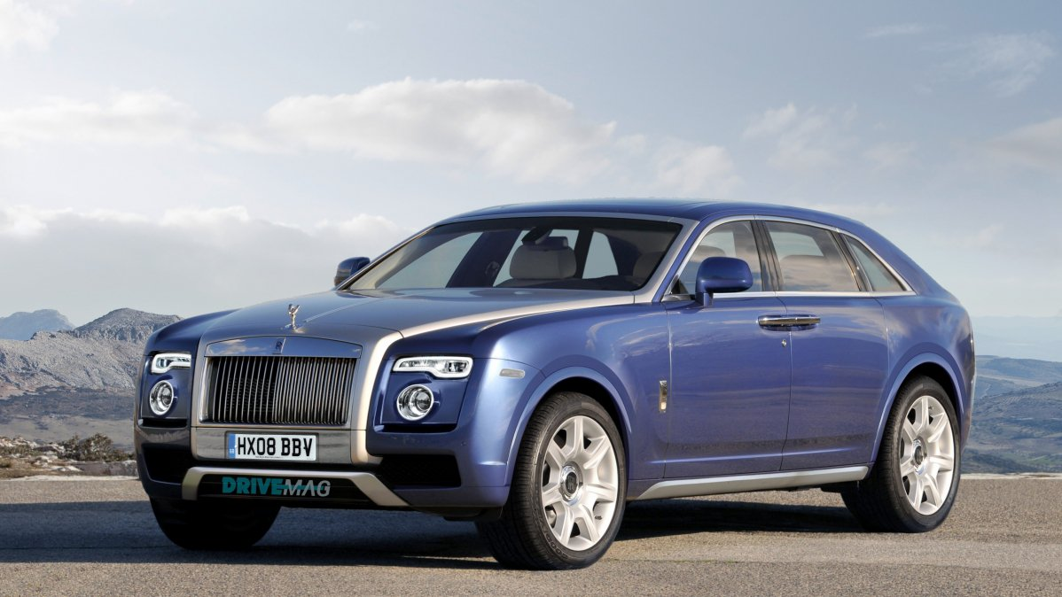 2019 Rolls Royce Cullinan Suv What We Know Up Until Now