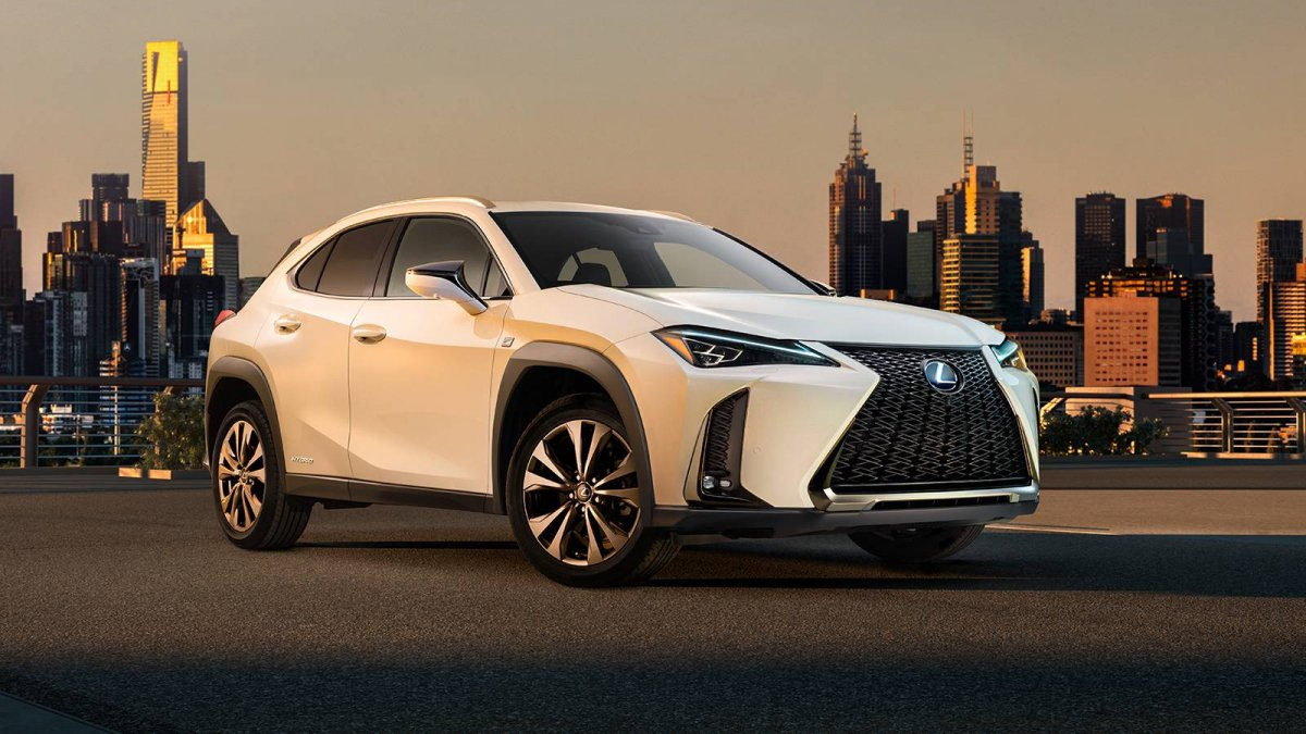 Lexus Teases All New 2018 Ux Small Crossover