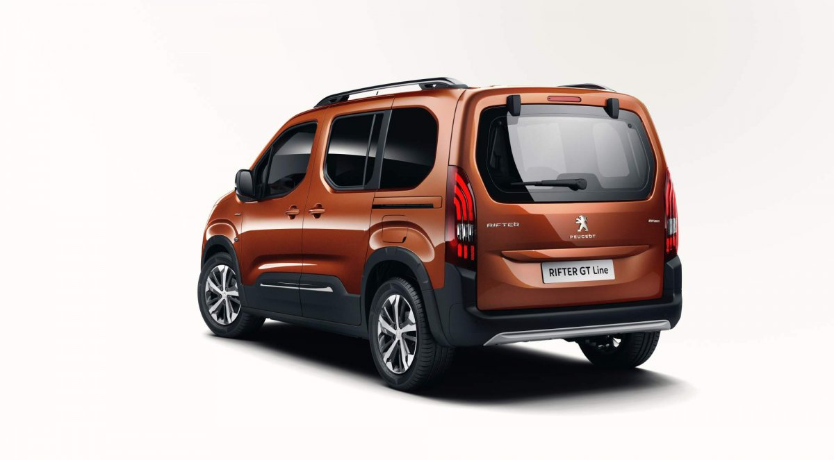 2018 peugeot rifter mpv unveiled ahead of geneva motor show world debut. Black Bedroom Furniture Sets. Home Design Ideas