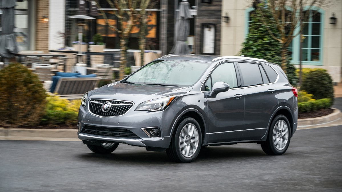 2019 Buick Envision price