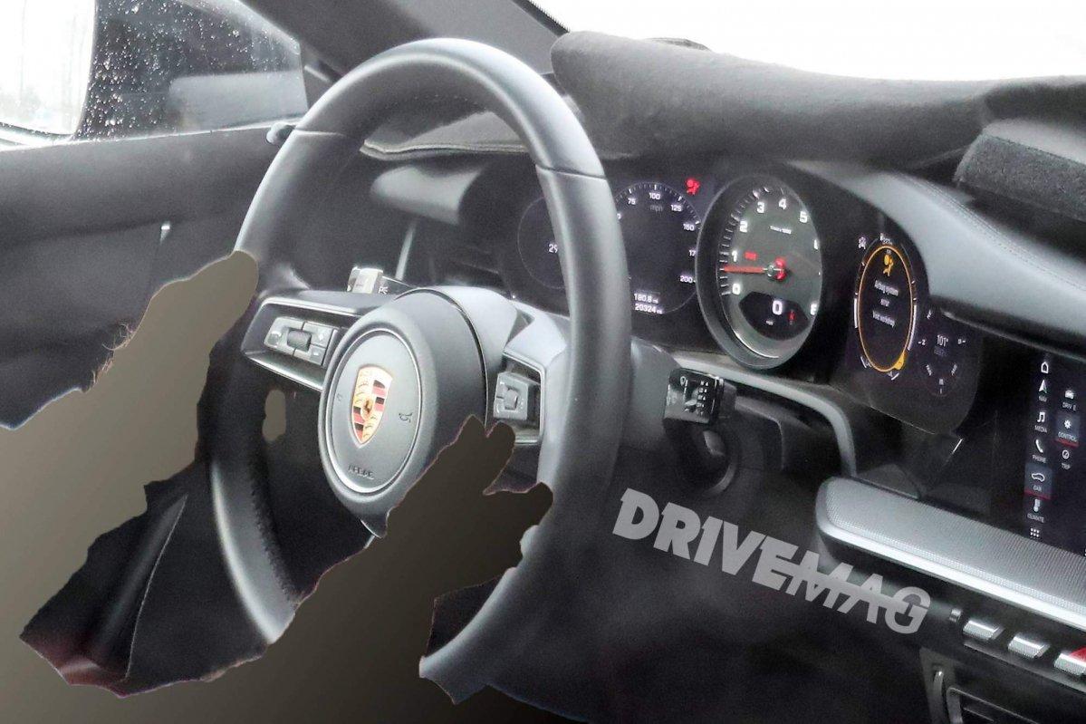 Printable 2017a >> Porsche 992 Interior   2019 2020 New Car Price And Reviews