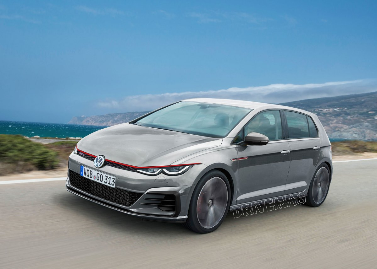 2019 Volkswagen Golf 8 New Pictures Revealed Vw T