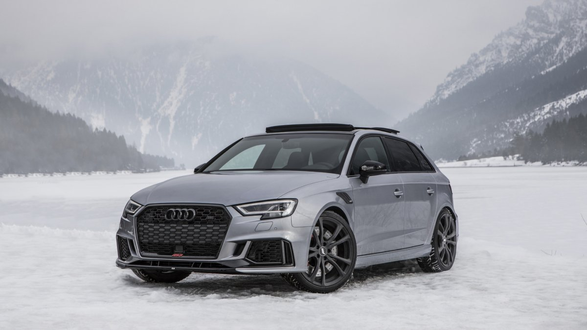 HP Audi RS Sportback By ABT Is The Pocketrocket You Need - Audi rs3
