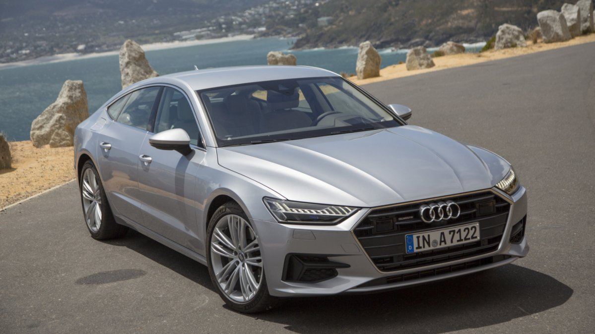 Review argues the 2018 Audi A7 is the most high-tech coupé ever